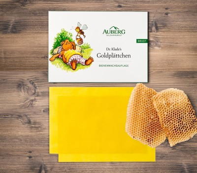 Auberg_Produktcollage_Goldplaettchen