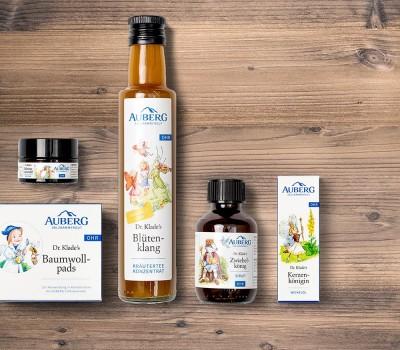 Auberg_Produktcollage_Holzbrett_Anwendungsbereich_Ohr