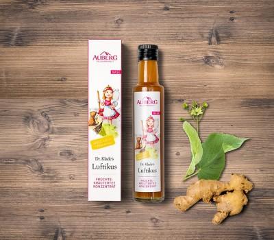 Auberg_Produktcollage_Luftikus_Teekonzentrat