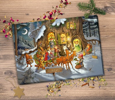 Auberg-Produktcollage-Adventkalender